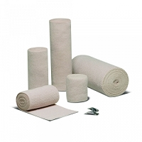 REB LF Latex-Free Reinforced Elastic Bandages Non Sterile  4
