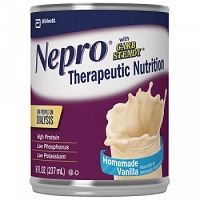 Oral Supplement Nepro with Carb Steady Vanilla 8 oz. (24/Case)