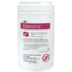 Dispatch Hospital Cleaner Disinfectant Towels with Bleach (150/Tub)