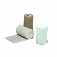 Three-Press Latex-Free Compression Bandaging System (8/Case)