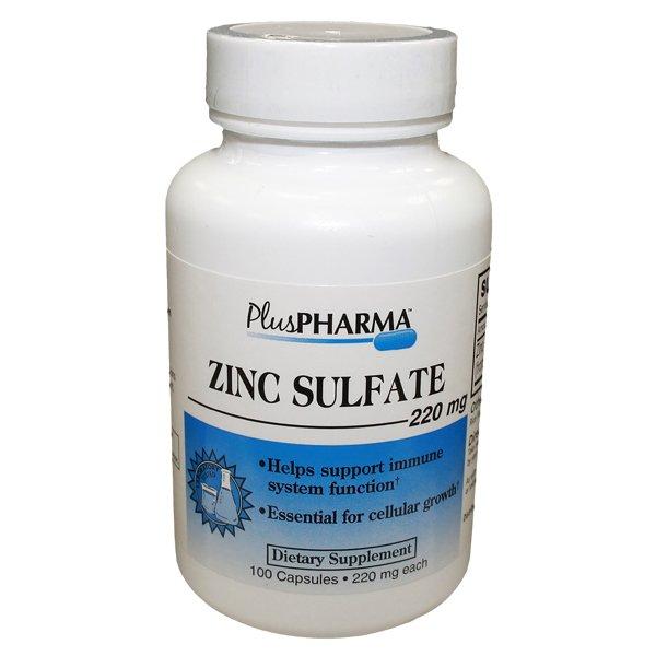 Zinc sulfate supplement