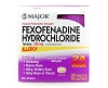 Fexofenadine Hydrochloride Allergy Relief 180 mg Tablets (30/Tablet)