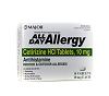 All Day Allergy Relief 10 mg Zyrtec Tablets (14/Box)