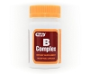 Vitamin B Complex Dietery Supplement 100 Softgel Capsules