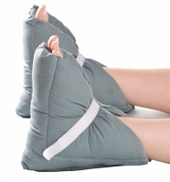 Medline- Comfort Plus Elbow and Foot Pillow, 1 pair