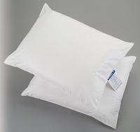 Soft Check Pillow Wipeable Polyfill 18 oz (1/Each)