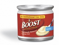 Boost Nutritional Vanilla Pudding 5 oz (48/Case)