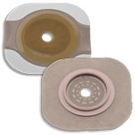 Cut-to-Fit, FlexWear Skin Barrier, Floating Flange, with Tape, 2-1/4