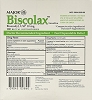 Bisacodyl Suppositories Laxative 10 mg. Biscolax  (100/Box)