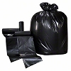 24X 24 6MIC 8-10GAL Black Can Liner (1000/Case)