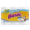 Charmin Basic 1-Ply Bath Tissue, 264 Sheets Per Roll, 6 Rolls Per Pack (Pack)