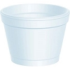 Dart Food Container 4 Oz Squat Cup (1000/Case)