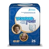 Wonder Pants Youth Training Pants 2T-3T Medium  4 Bags of 29 Each (116/Case)