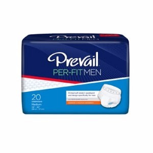 Prevail Per-Fit Men's Protective Underwear With Moderate To Maximum Absorbency - Case